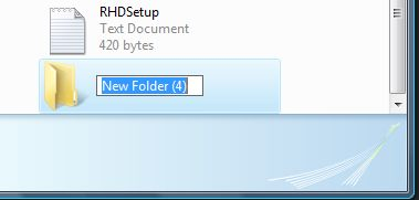 Creating your htdocs folder